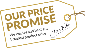 Webbs of Crickhowell price promise